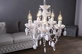 Lampa wisząca Wioletta White Small