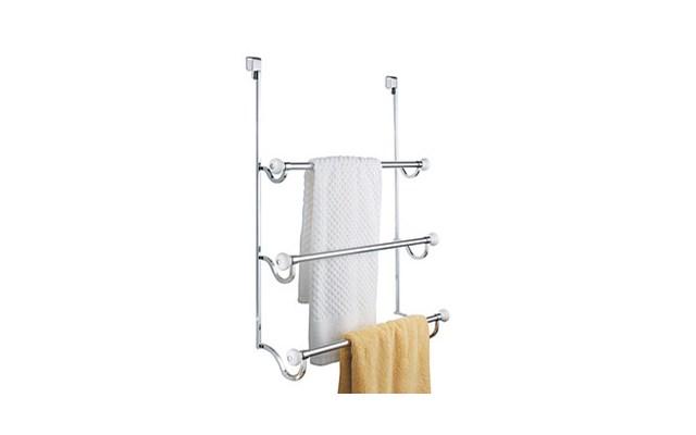 Wieszak Na Ręczniki Przez Drzwi York Wieszaki I Uchwyty łazienkowe