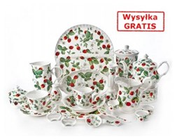 Serwis herbaciany Alpine Strawberry dla 6-ciu osób Roy Kirkham 5115 SP