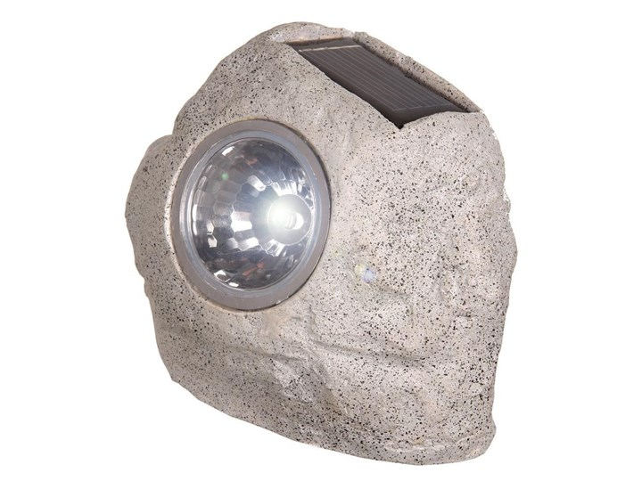 Lampa Solarna Z Czujnikiem Zmierzchu Kamień Jumi
