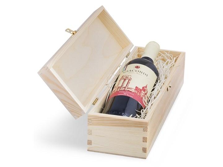 Ekskluzywna Skrzynka Na Wino Z Grawerem Dr104 Pudełka Kuchenne