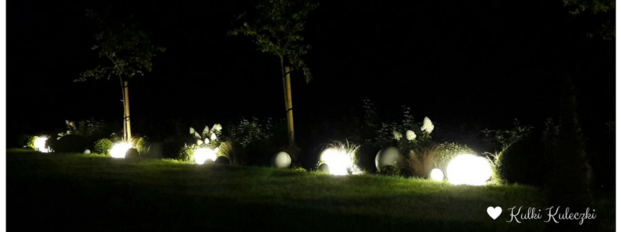 Lampa Ogrodowa Kula S Lampy Ogrodowe Zdjęcia Pomysły