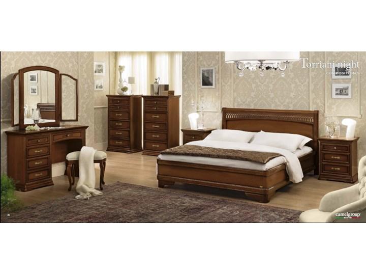 łóżko 140 Torriani Tiziano Z Ozdobnym Wezgłowiem