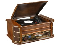 HYUNDAI Gramofon HYUNDAI RTCC-513RIP Coffe RTC 513 RETRO