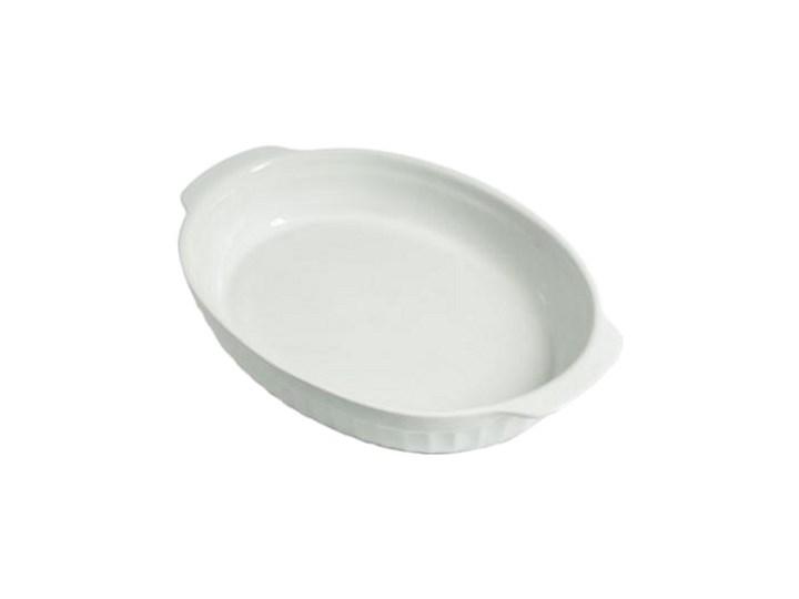 Forma do pieczenia GUARDINI C00TC4 (22 x 14 cm) Ceramika Naczynie do zapiekania Kategoria Naczynia do zapiekania Kolor Biały