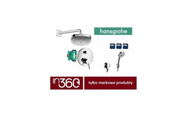 Hansgrohe Talis S Bateria Zestaw Prysznicowy Podtynkowy