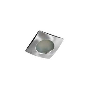LAMPA OCZKO WPUSZCZANE IP54 AZ0811 Lampa techniczna Ezio 1 Aluminium GM2105 ALU AZZARDO