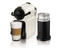 Ekspres KRUPS Nespresso Inissia Biały XN1011CP + Aeroccino