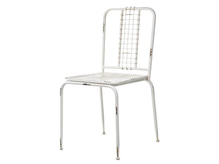 Metalowe Krzesło Lamali Aluro