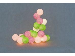 Cotton Ball Lights :: Spring 35 kul