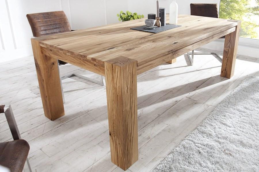 Stół Solido 160 Cm Dębowy Stoły Kuchenne Zdjęcia Pomysły