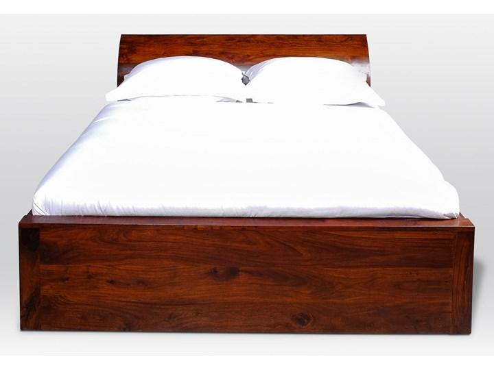 łóżko Drewniane Z Szufladami 180x200