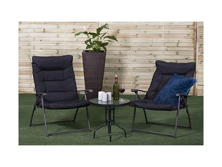 Zestaw Ogrodowy Balkonowy Stolik Krzesła