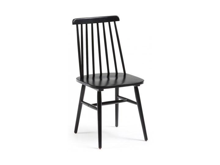 LaForma Krzesło Kristie czarne - C934M01