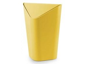 Umbra Kosz na śmieci Corner żółty - 086900-438