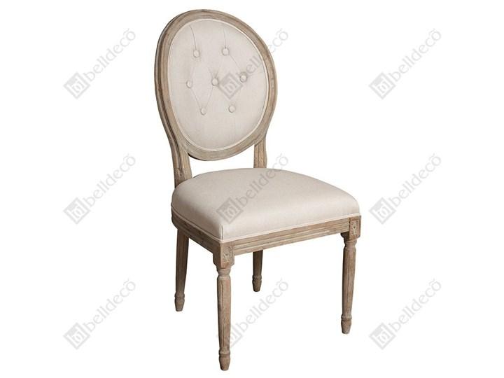Belldeco Krzesło Tapicerowane Stylowe Krzesło W Stylu Retro