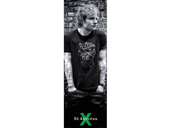 Ed Sheeran Czaszka I Tatuaże Plakat Plakaty Zdjęcia