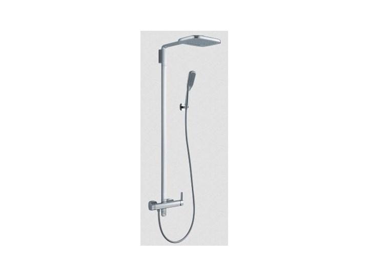 Omnires Hudson System Prysznicowy Natynkowy Chrom Hs4144 Zestawy