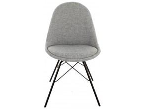 Tenzo Krzesło Donna Porgy szare nogi czarne - DonnaPorgy-BE-C