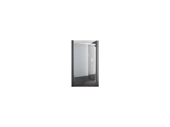 Drzwi Przesuwne Koło S600 Do Wnęki Lub ścianki Bocznej Lewostronne Profil Srebrny Matowy Na Wymiar Jnds0l222001