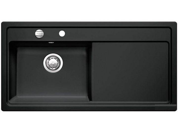 Blanco Zenar Xl 6s Zlewozmywak Ceramiczny Puraplus Czarny Z Korkiem