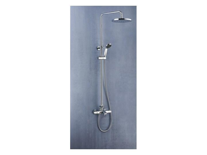 Zestaw Termostatyczny Wannowo Prysznicowy Natynkowy Ter Zwpn500c