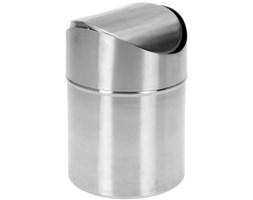 Metalowy kosz łazienkowy MINI - 1 l