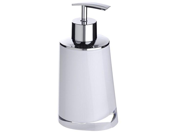 Dozownik do mydła PARADISE, biały - 200 ml, WENKO Dozowniki Styl klasyczny