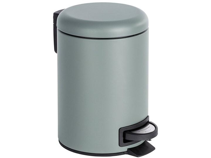 Kosz łazienkowy LEMAN MATT, pojemnik na śmieci, 3 l, WENKO Kosz z pedałem Styl klasyczny