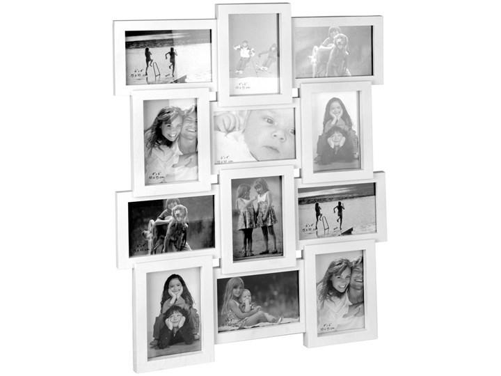 Ramka na zdjęcia, 12 zdjęć - galeria Tworzywo sztuczne Drewno Multiramka
