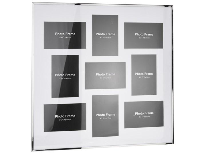 Metalowa ramka na 9 zdjęć, do zdjęć - galeria foto