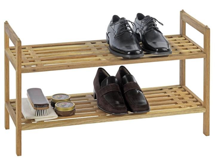 Stojak na buty, obuwie NORWAY, WENKO Drewno Regał na buty Styl klasyczny