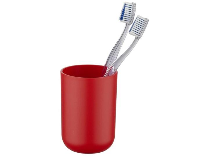 Pojemnik na szczoteczki do zębów BRASIL, czerwony, WENKO Styl nowoczesny tworzywo sztuczne Styl klasyczny