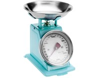 Mechaniczna waga kuchenna RETRO DESIGN, 3 kg