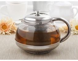 Dzbanek do herbaty LUX 0,8 l