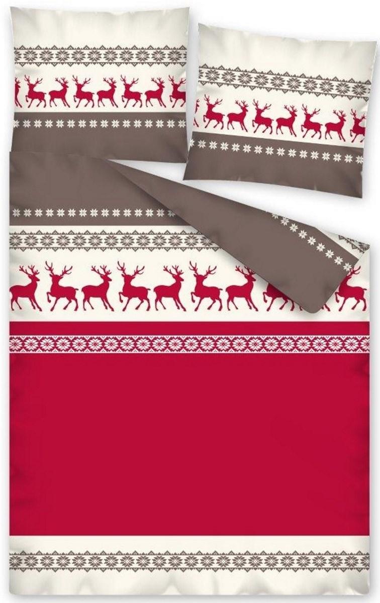 Pościel Bawełniana 160x200 Pcc3 1 Kolekcja świąteczna Komplety