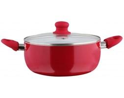 Garnek ceramiczny MONAKO 1,5 l -- czerwony