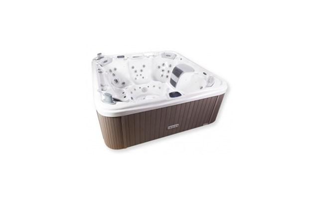Elbrus Premium Wanna Zewnętrzna Spa Jacuzzi 2180x2180x970