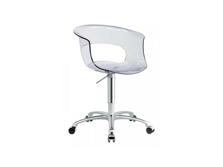 Sigur Obrotowe Krzesło Biurowe Perder I transparentne