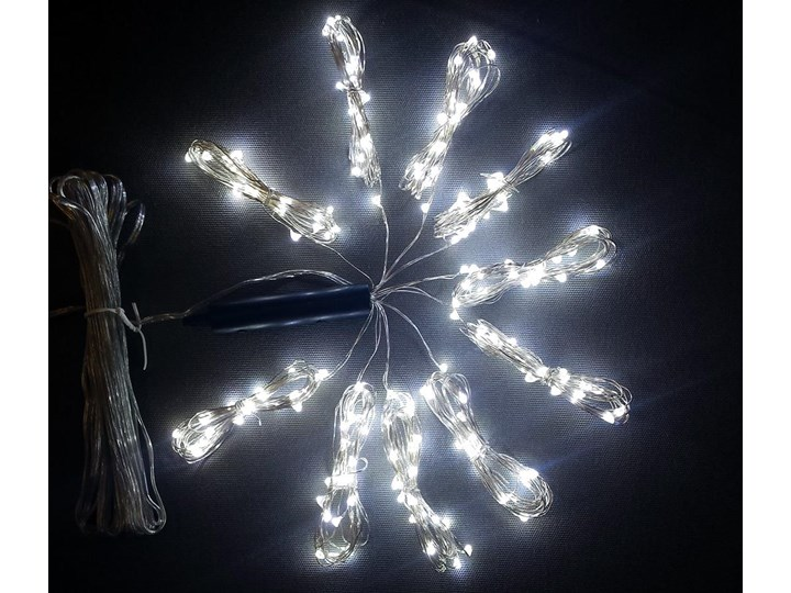 Dekoracyjne Lampki Ogrodowe Mini Led Na Drucie Lt200k
