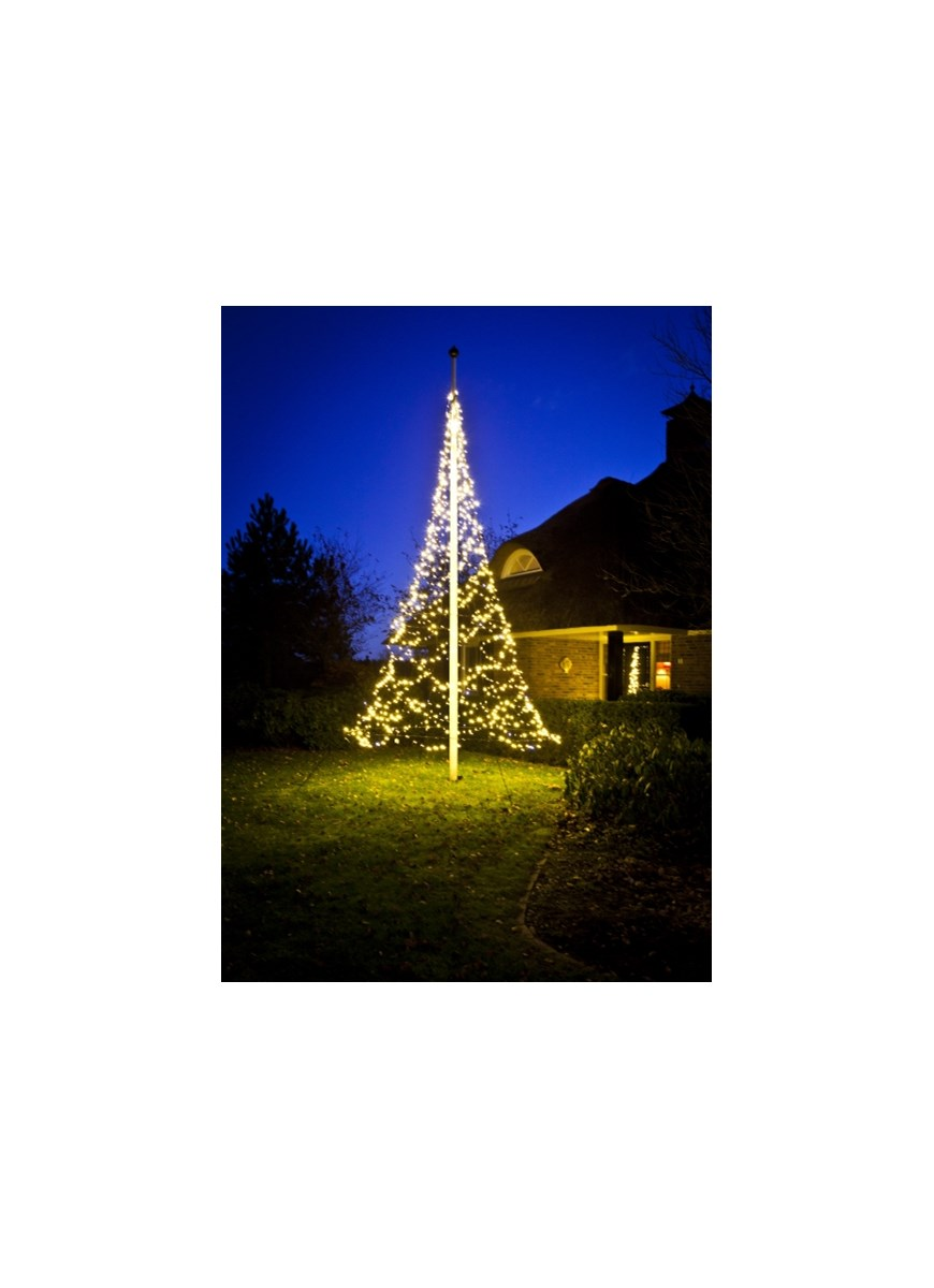 Tree 6M   960 Flash Warm White LED   Oświetlenie świąteczne