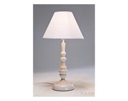 Kare Design Romantic Antico Lampa Stołowa Biała (33812)