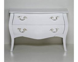 Kare Design Kare Design Romantic Komoda Biały Lakier Połysk Duża (75188)