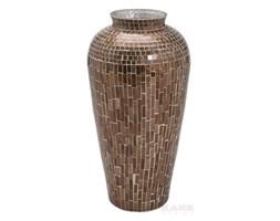 Kare Design Vegas Aurora Wazon Brązowy Mozaika 47 (32286)
