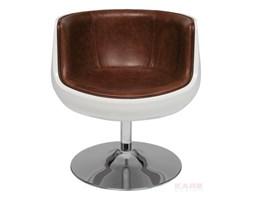 Kare Design Retro Design Club 54 Vintage Krzesło Obrotowe (73944)