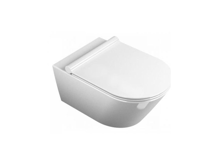 Catalano Zero 55 Miska wisząca + mocowanie 1VS55N00 ceramika Informacje dodatkowe Z deską wolnoopadającą