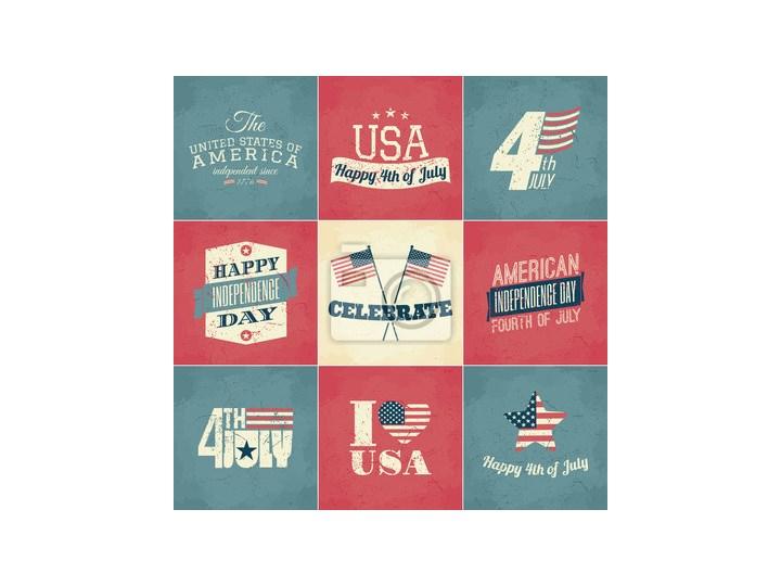 Plakat Dzień Niepodległości Zestaw Kart