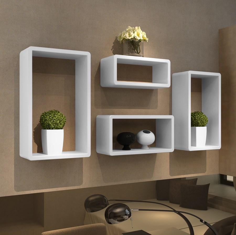 240345 p ki wisz ce mdf x4 bia e szafki i rega y zdj cia pomys y inspiracje homebook. Black Bedroom Furniture Sets. Home Design Ideas