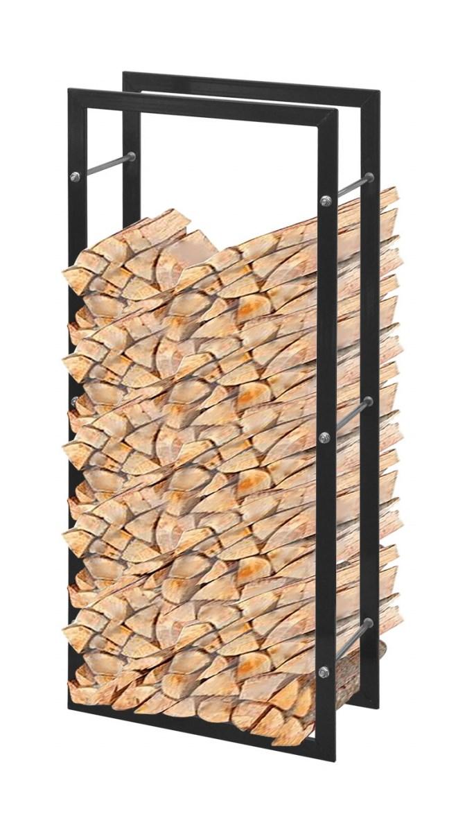 stojak prostok tny kosz na drewno kominkowe 100 cm akcesoria kominkowe zdj cia pomys y. Black Bedroom Furniture Sets. Home Design Ideas