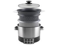 401723 Multicooker Emerio z funkcją mieszania